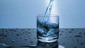 What helps heartburn - Drink more water